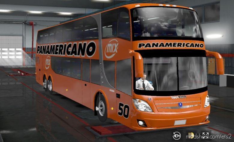 Troyano Calixto IV for Euro Truck Simulator 2