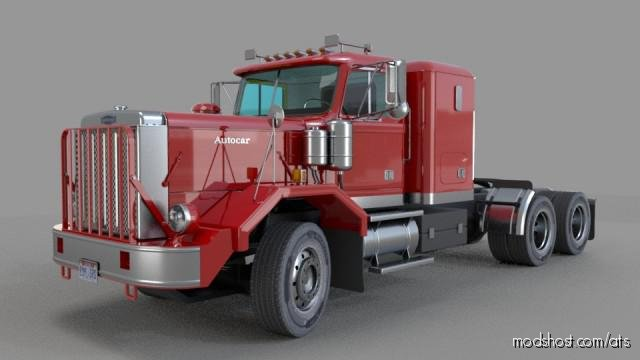 ATS Engine Sound Megapack V2.8 for American Truck Simulator