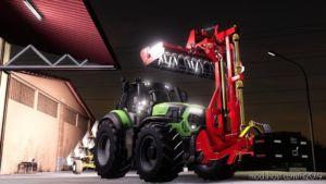 Roto ARM for Farming Simulator 2019