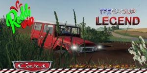 Toyota Land Cruiser FJ40 for Farming Simulator 2019