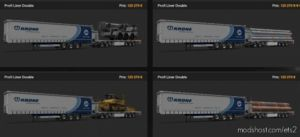 93-RP Mod Trailer HCT V0.04.4 KT [NOT Allowed In Multiplayer] [1.36.X] for Euro Truck Simulator 2