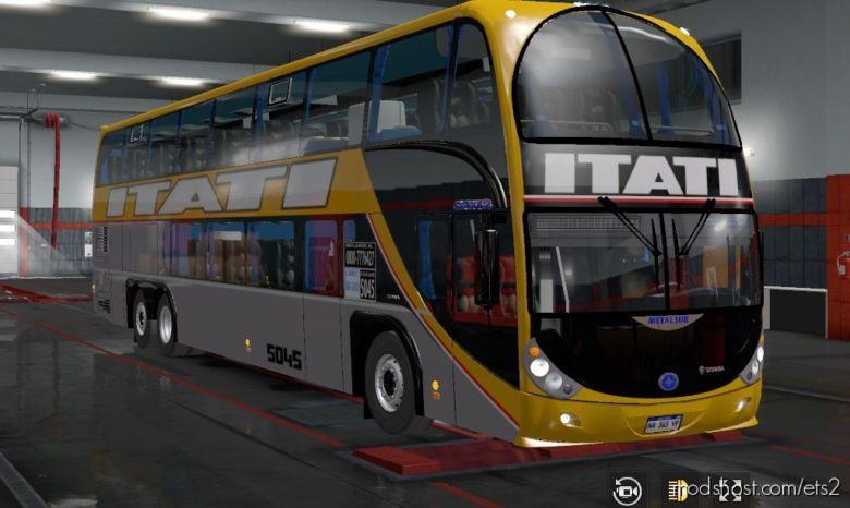 Metalsur Starbus 2 for Euro Truck Simulator 2