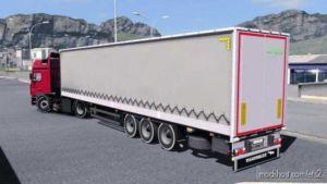 Animated Schmitz Cargobull [1.36] for Euro Truck Simulator 2