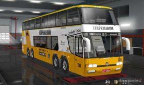 Marcopolo GV 1800 DD V2.0 for Euro Truck Simulator 2