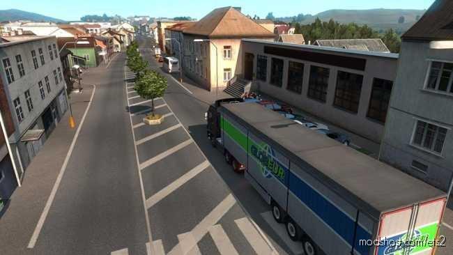 Bartoland Map V1.8 for Euro Truck Simulator 2