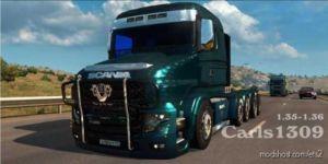 Scania Illegal T V2.0 for Euro Truck Simulator 2