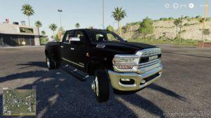 Dodge RAM 3500 Revised V3.0.1 for Farming Simulator 2019