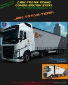 JBK Combo British Steel for Euro Truck Simulator 2