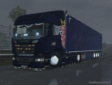 Scania Streamline Modified By Aenr [1.36.X] for Euro Truck Simulator 2