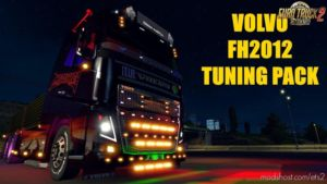 Volvo FH 2012 Tuning V2.0 [1.36.X] for Euro Truck Simulator 2