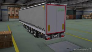 Schmitz Cargobull Trailer [1.36.X] for Euro Truck Simulator 2