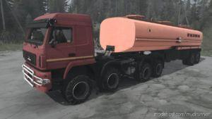 Maz-6516B9 8×8 Truck V23.02.20 for MudRunner