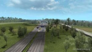 Junction Overhaul V1.23 For Promods 2.43 for Euro Truck Simulator 2