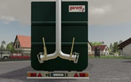 Kotte Garant FRC With Licenseplate And Hoses for Farming Simulator 2019