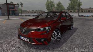 Renault Megane 4 CAR V02.22.20 for American Truck Simulator