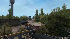 West Wind Map V0.1 (Beta) for American Truck Simulator