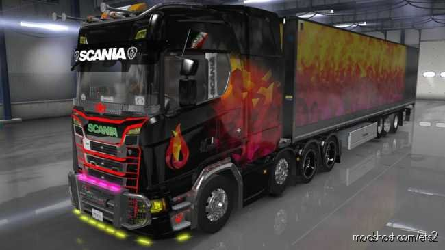 Euro Truck Simulator 2 - Krone Trailer Pack