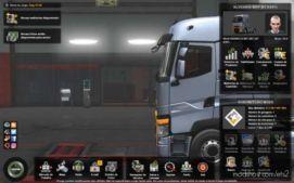 Profile Slovakia Map By Kapo944 for Euro Truck Simulator 2