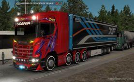 Krone Trailers Pack for American Truck Simulator