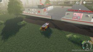 Caserne Sapeur Pompiers V3.0 for Farming Simulator 2019