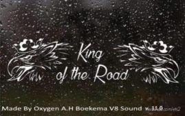 Scania A.H Boekema V8 Sound V11.0 [1.36.X] for Euro Truck Simulator 2