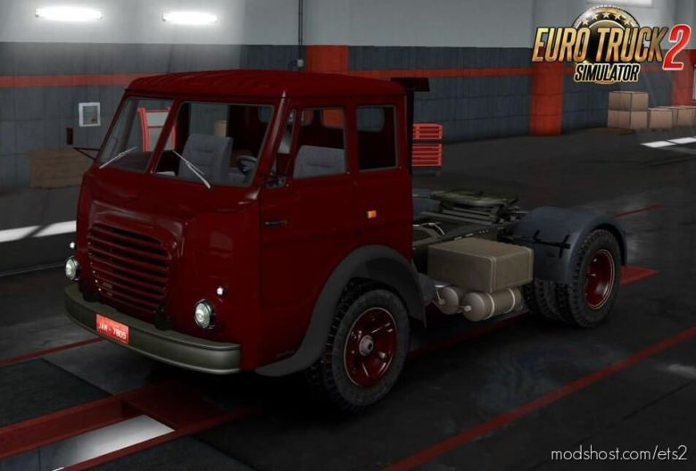Fiat FNM By Souza SG (1.36.X) for Euro Truck Simulator 2