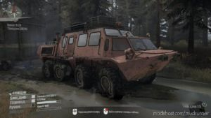 GAZ-59037 Mod V28.02.20 for MudRunner