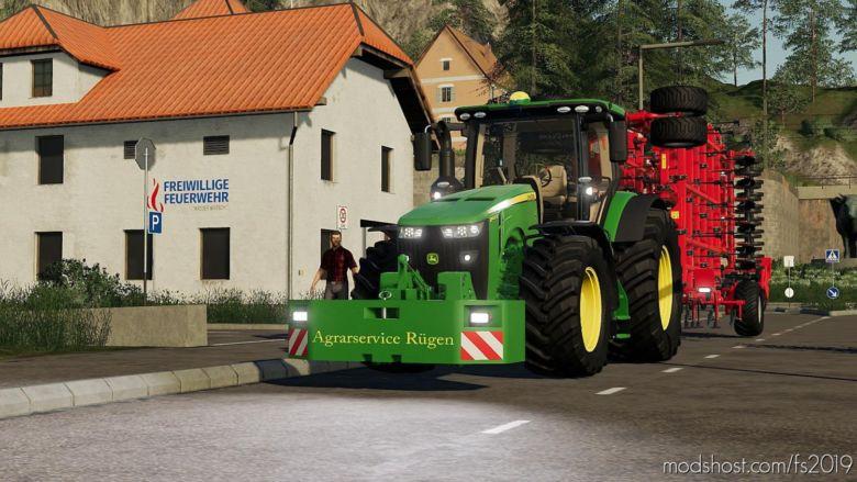 John Deere Weight (Self-Made) for Farming Simulator 2019