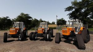 Fiat 1000 Series Pack for Farming Simulator 2019