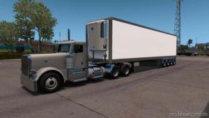 Maxicube Reefer V2.0 [1.36.X] Trailer for American Truck Simulator