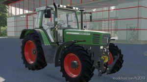 Fendt 500 Favorit MIT Forstkafig for Farming Simulator 2019
