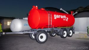 Kotte Garant Tanktrailer for Farming Simulator 2019