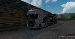 Quick JOB Trucks Update [1.36] for Euro Truck Simulator 2