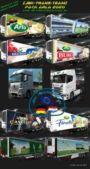 JBK Pack Arla Update V3.0 for Euro Truck Simulator 2