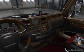 Interior For Peterbilt-567 GTM for American Truck Simulator
