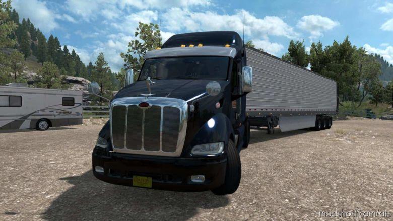 Peterbilt 387 Truck V1.3.136 [1.36.X] for American Truck Simulator