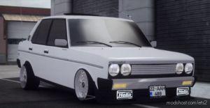Fiat Tofas 131 V2.0 [1.36.X] for Euro Truck Simulator 2