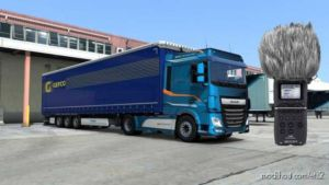 DAF XF E6 Paccar MX 13 Engine Sound [1.36.X] for Euro Truck Simulator 2