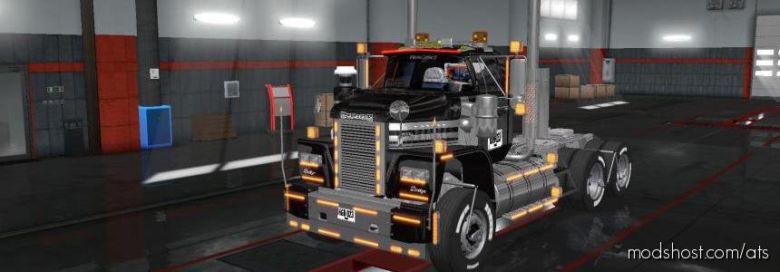 Dodge CNT-900 Truck [1.36 – 1.37] for American Truck Simulator