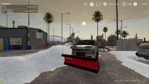 Boss Snow Plow FS19 And FS17 Modding for Farming Simulator 2019