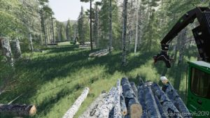 Deep Logging for Farming Simulator 2019