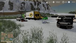 Pack Accident Vehicles V1.0.0.1 for Farming Simulator 2019
