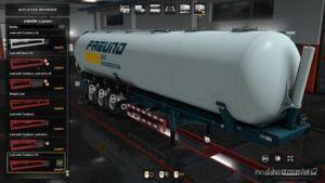 Owned Feldbinder KIP Trailer Pack V1.1 for Euro Truck Simulator 2