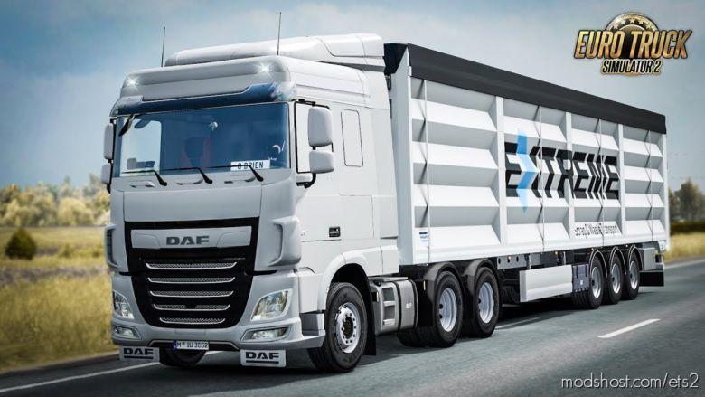 DAF XF E6 Paccar MX 13 Engine Sound By Kriechbaum [1.36.X] for Euro Truck Simulator 2