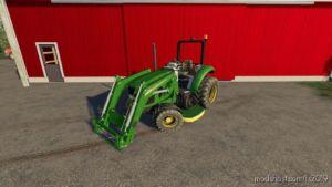John Deere 2032R Edit V1.01 for Farming Simulator 2019