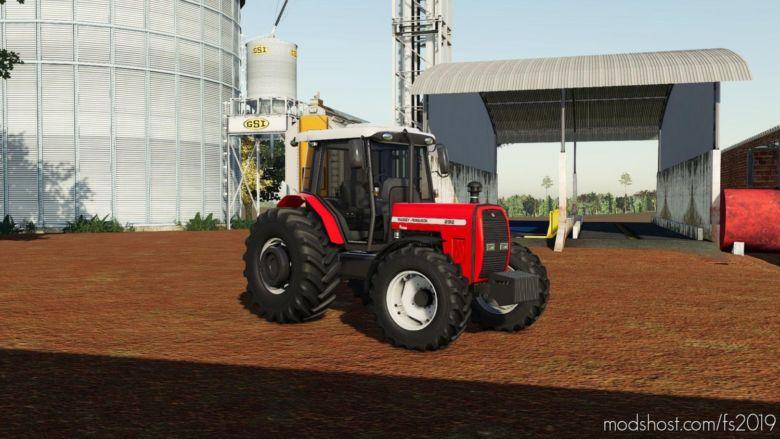 Massey Ferguson 292 for Farming Simulator 2019
