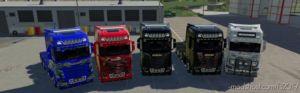 Scania NG Trucks V2.0 for Farming Simulator 2019