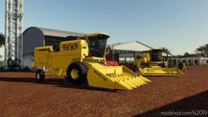 NEW Holland TC 57 Series (2002/09) for Farming Simulator 2019