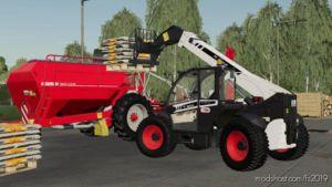 Bobcat TL 38.70 HF Agri for Farming Simulator 2019