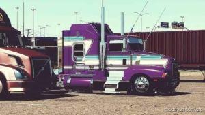 Kenworth T600A Edit Shadogay [1.36.X] for American Truck Simulator
